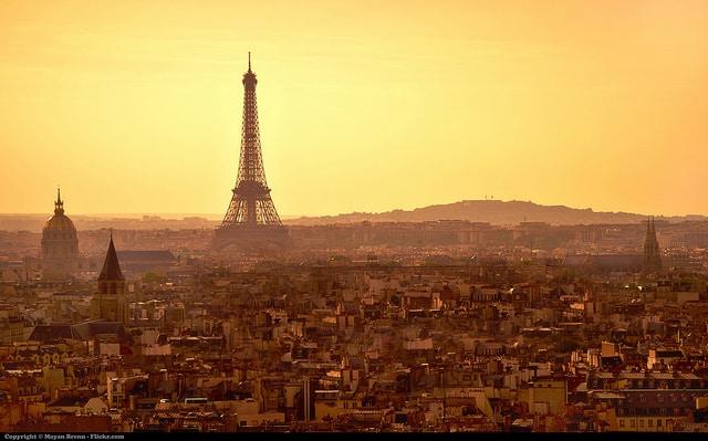 Parizs repulojegy